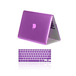 2 in 1 Matte Metal Color Full Body Case Cover with Keyboard Cover for Macbook Air 11
