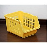 Stackable Storage Baskets Kitchen,Assorted Color