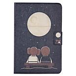 spezielle Design Neuheit PU-Leder Folio Fall Holster für ipad mini 4