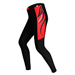 WOSAWE Anti-sweat Cycling Tights Bicycle Pants Bike Cycling Riding Motorcycle Pants Clothing GEL Padded Trousers