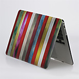 Wood Grain Design Matte Hard Full Body  Case Cover for Macbook MacBook Pro 13