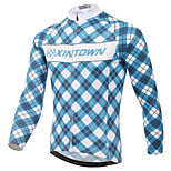 XINTOWN Cycling Jersey Men's  Cycling Clothing MTB Long Sleeve Bike Jersey