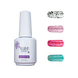 ILuve Gel Nail Polish Set - Pack Of 4 - Long Lasting 3 Weeks Soak Off UV Led Gel Varnish – For Nail Art #4060