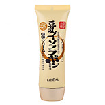 1 Foundation Wet / Matte Cream Moisture / Whitening / Concealer Face Multi-color Zhejiang LIDEAL