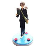 Natsume Yuujinchou Natsume Takashi 18CM Anime Action Figures Model Toys Doll Toy