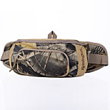 Camouflage Waterproof Canvas Bum Bag for Hunting/Fishing/Camping Hiking