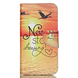 Cross Textured Leather Shell Case for Acer Liquid Z530 Z530S - Never Stop Dreaming