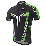 XINTOWN Men Cycling Clothing Bike Bicycle Short Sleeve Cycling Jersey Tops