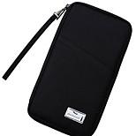 Portable Fabric Travel Storage/Passport Holder & ID Holder  19*12*1