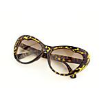 Sunglasses Women's Modern Anti-UV / 100% UV400 Cat-eye Tortoiseshell Sunglasses Full-Rim