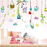 Environmental Removable Wall Stickers