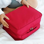Portable Fabric Travel Storage/Travel Bag for Clothing 32*23*14cm