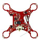 fq777-954-02 ontvanger board voor 954 de ogen rc quadcopter drone accessoires onderdelen