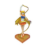 Sailor Moon Anime Action Figure 19CM Model Toy Doll Toy