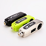 Iztoss Motorcycle Scooter Atv Handelbar Throttle Grip Security Lock
