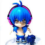 Anime Action Figure 10CM Model Toy Doll Toy (4 Pcs)
