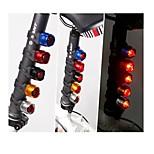 Задняя подсветка на велосипед - Велоспорт Водонепроницаемый CR2032 / Другое 200 Люмен Батарея Велосипедный спорт-Освещение