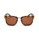 Sunglasses Men's Classic Polarized / 100% UV400 Rectangle Tortoiseshell Sunglasses Full-Rim