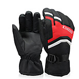 Fulang Outdoor Ski Gloves Prevent Slippery Wear-resisting Cycling Warm Gloves GE57