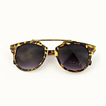 Sunglasses Women / Girl's Fashion 100% UV400 Cat-eye Tortoiseshell Sunglasses Full-Rim