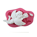 Cupid Style Sugar Candy Fondant Cake Molds  For The Kitchen Baking Molds