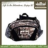 Camouflage Outdoor Hiking Camping Waterproof Multifunctional Belt Bag