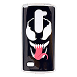 Tooth Pattern TPU Phone Case for LG Leon /LG C40 H340N