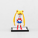 Sailor Moon Anime Action Figure 10CM Model Toy Doll Toy