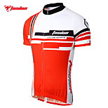 Tasdan Men's Cycling Clothing Cycling Jerseys Short Sleeve