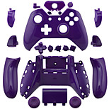 Controller Case Shell for Xbox One (Purple/Green/Yellow)
