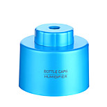 Office Air Diffuser 2pcs Absorbent Filter Sticks USB Portable ABS Water Bottle Cap Aroma Mist Maker(Random Color)