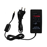 EU Slim AC Adapter Charger Power Cable Cord Supply for Sony PS2 70000 Console