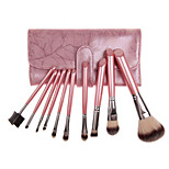 10Pcs Lightning Pattern Brush Set Makeup Brush High-Grade