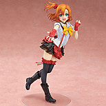 Love Live Honoka Kōsaka 22CM Anime Action Figures Model Toys Doll Toy