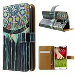 Good Quality PU Leather Flip Case Mobile Phone for LG G2 mini