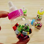 5PCS Cute Cartoon Box Eraser Mini  Angry Birds Eraser(Style random)