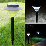 HHR@ Outdoor Solar 16 LEDs Light Garden Yard Pathway Green Power Landscape Lamp