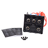 2016 New Arrival Slide Switches with Blue Indicator Light for 12V Motorcycle Automobile