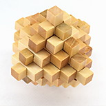 Fashion DIY Pyramorphix Wood Cubes