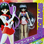 Sailor Moon Sailor Mars 15CM Anime Action Figures Model Toys Doll Toy
