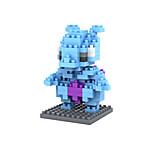 loz mewtwo loz blocs de diamant bloquent jouets jouets de bricolage (130 pcs)