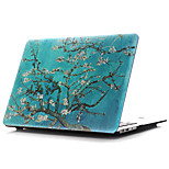 Colored Drawing~27 Style Flat Shell For MacBook Air 11''/13''