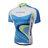 XINTOWN Cycling Short-sleeved Shirt Summer Bike Riding Jersey Jacket Riding