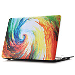Colored Drawing~8 Style Flat Shell For MacBook Air 11''/13''