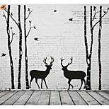 Moda / Paisagem / Formas / Abstracto / Fantasia Wall Stickers Autocolantes de Aviões para Parede,PVC 205*340cm