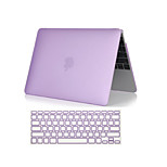 2 in 1 Crystal Clear Soft-Touch  Full Body Case with Keyboard Cover for  MacBook  Air 11