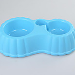 Multifunction Pet Feed Water Dual-use Bowl