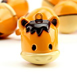 Pony Cartoon Pure Copper Pet Pendant Bell(1 PCS 3cm)