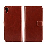 Luxury Wallet Style PU Leather Flip Case with Magnetic Snap and Card for HTC Desire 828 (Assorted Colors)