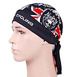 NUCKILY Cycling Bandana/Hats/Headsweats Unisex BikeBreathable / Ultraviolet Resistant / Moisture Permeability / Quick Dry / Anatomic